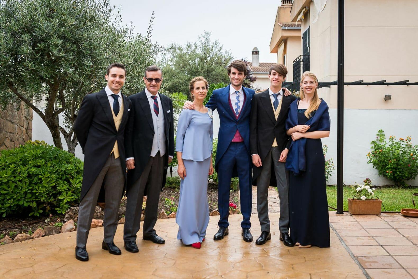 Junho de 2018. Casamento em Cáceres